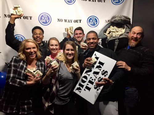 Book Your Team Escape Room Adventure With No Way Out